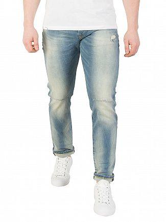 Scotch & Soda Sea Boots Ralston Slim Fit Jeans