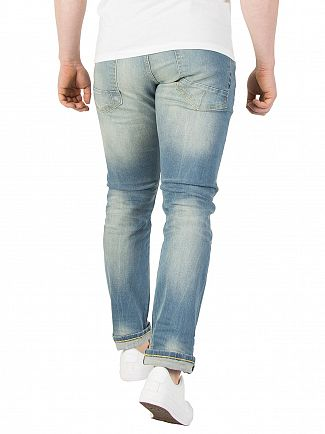Scotch & Soda Sea Boots Ralston Slim Fit Jeans