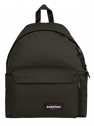 Eastpak Bush Khaki Padded Pak'R Backpack