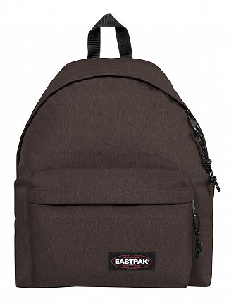 Eastpak Crafty Brown Padded Pak'R Backpack