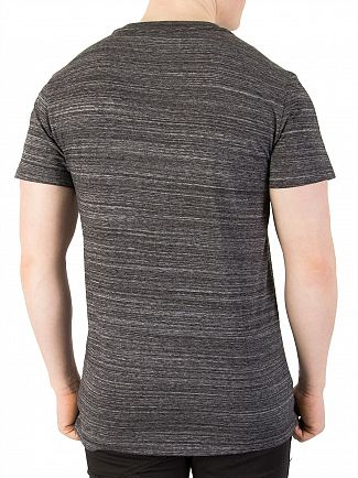 G-Star Dark Black Heather New Classic T-Shirt
