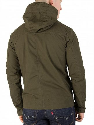 Jack & Jones Forest Night Originals Floor Jacket