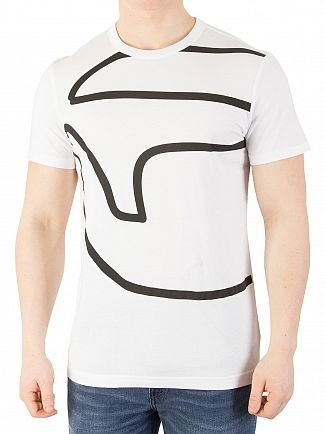 G-Star White Ascop T-Shirt