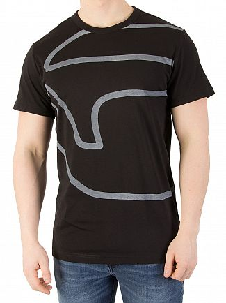 G-Star Dark Black Ascop T-Shirt
