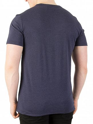 G-Star Sartho Blue Heather Cadulor T-Shirt