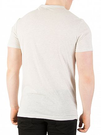 G-Star White Heather Cadulor T-Shirt
