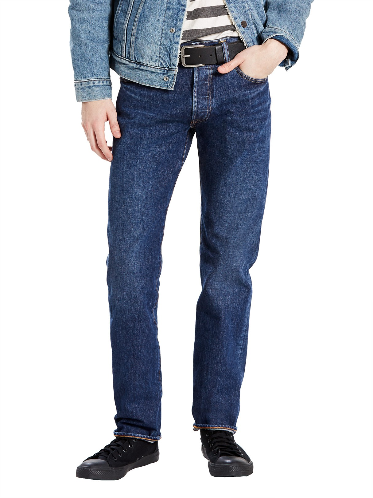 Stand-out.net Levi's Subway Station 501 Original Fit Jeans
