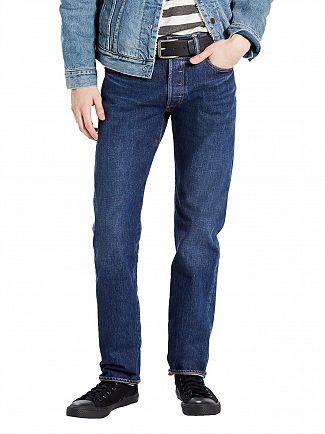 Levi's Subway Station 501 Original Fit Jeans