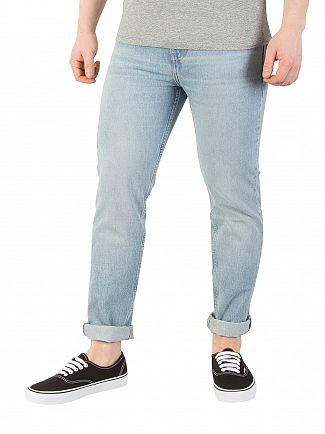 Levi's Gingham Warp 510 Skinny Fit Jeans