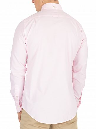 Gant Light Pink Button Down Oxford Shirt