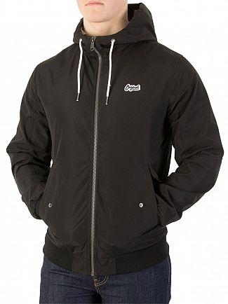 Jack & Jones Black New Harlow Jacket