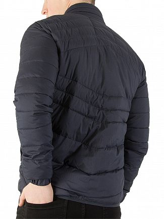 Jack & Jones Total Eclipse New Landing Stand Collar Jacket