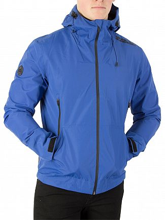 Superdry Electric Blue Elite Windcheater Jacket