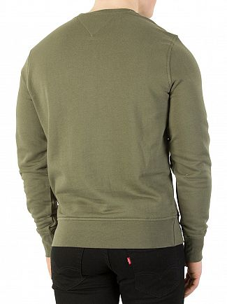 Tommy Hilfiger Four Leaf Clover Basic Sweatshirt