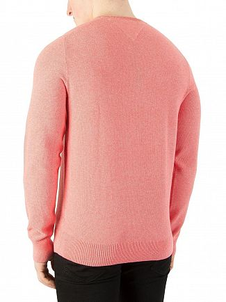Tommy Hilfiger Morning Glory Heather Pre-Twisted Ricecorn Knit