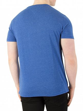 Tommy Jeans Nautical Blue Essential Graphic T-Shirt