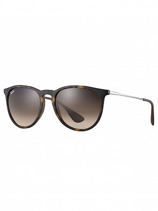 Ray-Ban Brown Erika Nylon Sunglasses