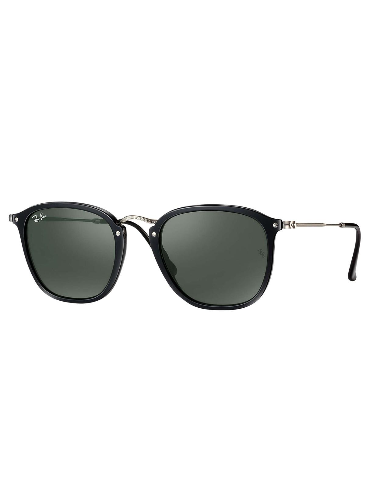 06e168f2da Ray-Ban Black Square Injected Sunglasses