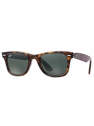 Ray-Ban Brown Wayfarer Injected Sunglasses
