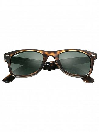 Ray-Ban Brown Injected Sunglasses