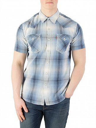 Levi's Turnstone Barstow Western Shortsleeved Shirt
