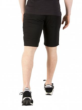 11 Degrees Black Core Sweat Shorts