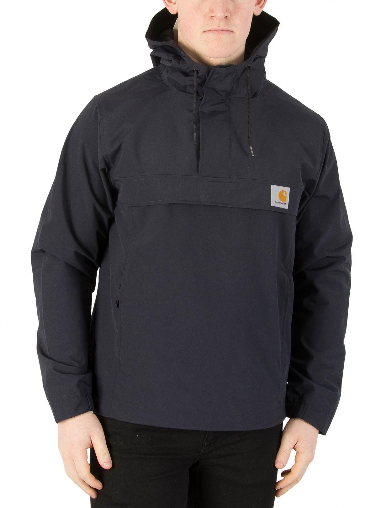 Carhartt WIP Dark Navy Nimbus Pullover Jacket  0b738a372d62