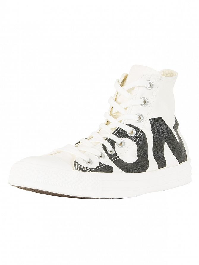 Converse Uomo CT All Star OX Trainers Bianca