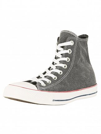 Converse Black/White CT All Star Hi Trainers