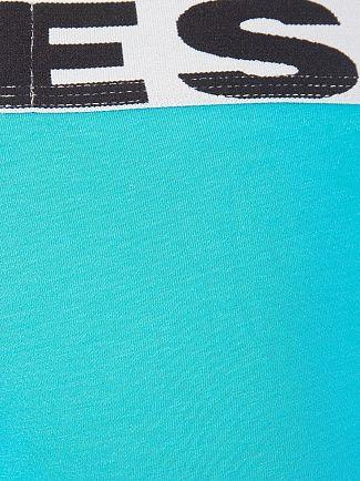 Diesel Blue/Navy/Black 3 Pack Shawn Seasonal Trunks