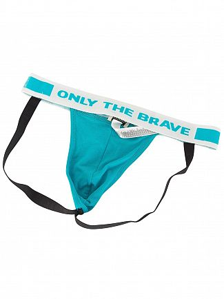 Diesel Light Blue Jocky Fresh & Bright Jockstrap
