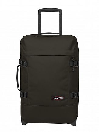 Eastpak Bush Khaki Tranverz S Cabin Luggage Case