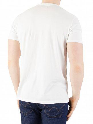 Edwin White Japanese Sun T-Shirt