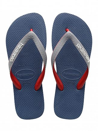 Havaianas Indigo Blue Top Mix Flip Flops