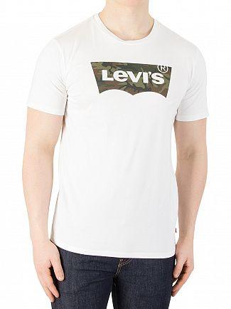 Levi's Camo Housemark Graphic T-Shirt