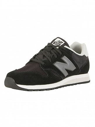 New Balance Black/Castlerock 520 Trainers