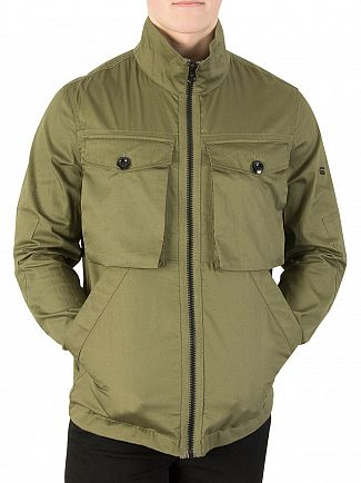 G-Star Sage Type C Zip Utility Jacket