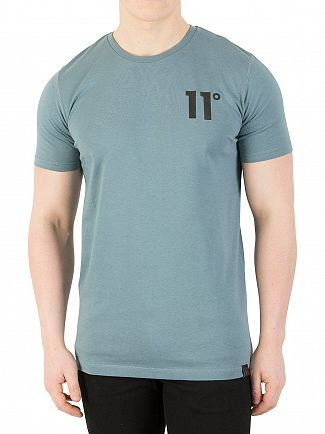 11 Degrees Ash Core T-Shirt