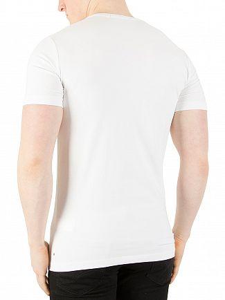 Calvin Klein Jeans Bright White Tarkin Slim T-Shirt