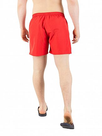 EA7 Red Sea World Swim Shorts