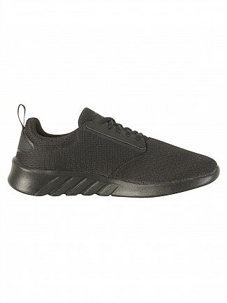 K-Swiss Black Aeronaut Trainers
