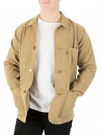 Levi's Harvest Gold Engineers Jacket