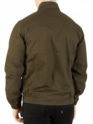 Lyle & Scott Dark Sage Harrington Jacket