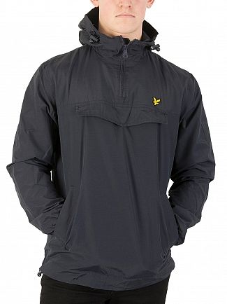 Lyle & Scott Dark Navy Overhead Jacket