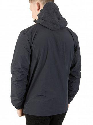 Lyle & Scott Dark Navy Overhead Jacket