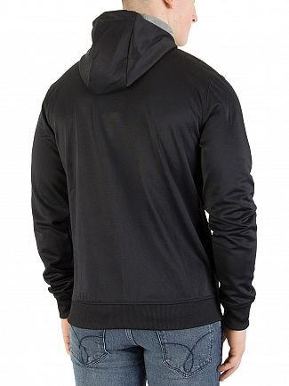 Lyle & Scott True Black Tricot Hoodie