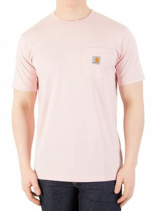 Carhartt WIP Sandy Rose Pocket T-Shirt