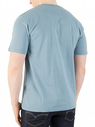 Carhartt WIP Dusty Blue Pocket T-Shirt
