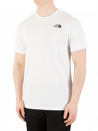 The North Face White Celebration T-Shirt