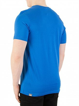 The North Face Bomber Blue Easy T-Shirt